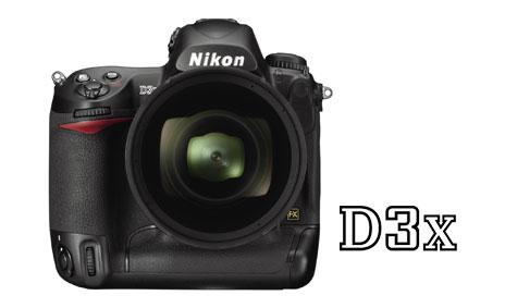 La nuova Nikon D3X