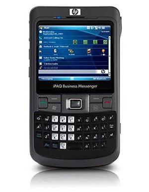 Una foto immagine del palmare HP 914 Business manager