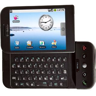 Il nuovo HTC modello G1