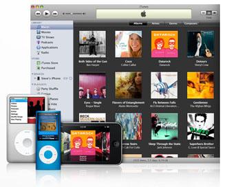 iTunes 8 e i nuovi iPod di Apple